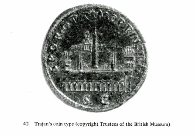 Арка Большого цирка на штампе Траяна.jpg