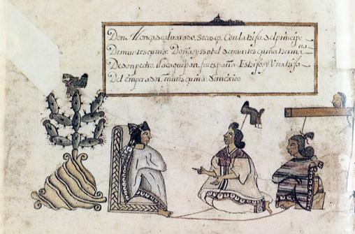 Codex Cozcatzin 1