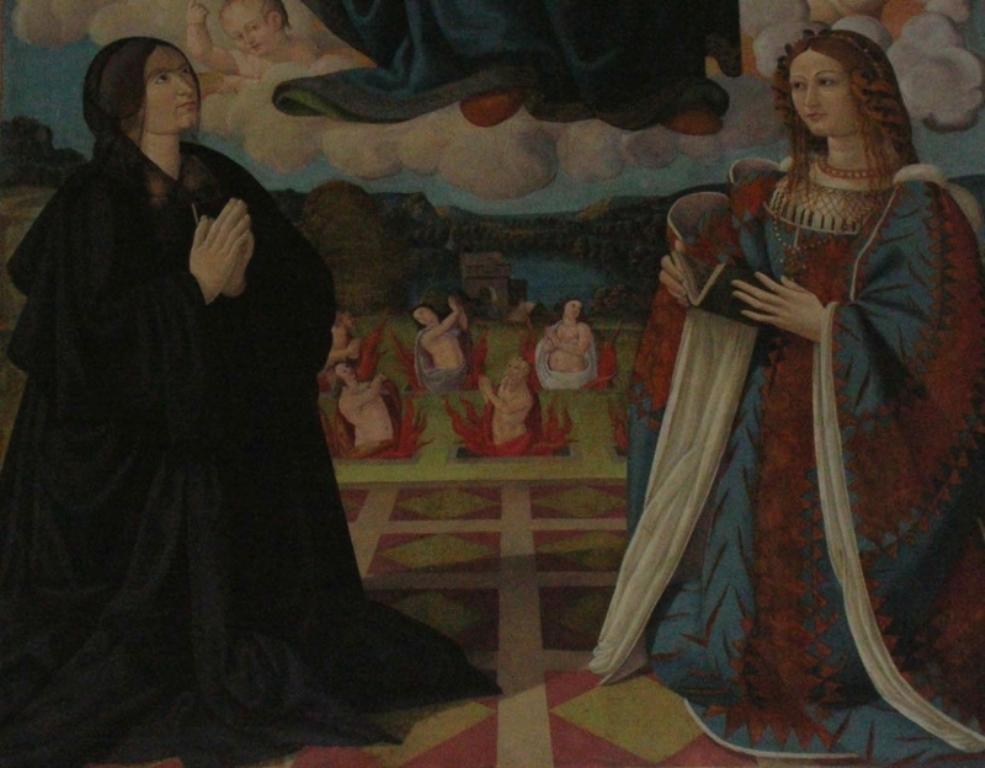 Costanza D'Avalos e Vittoria Colonna