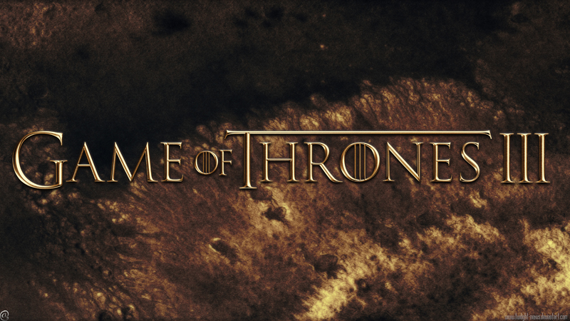 Game of Thrones. Season 3