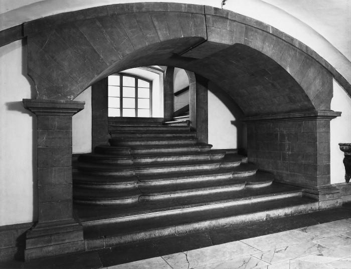 Stair, Medici Crypt