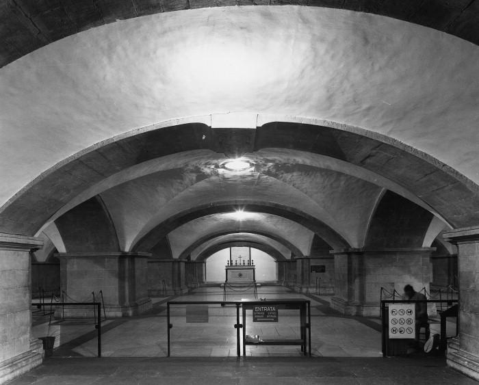 Medici Crypt Entrance