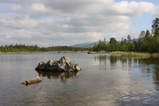 Одно из Долгих озер