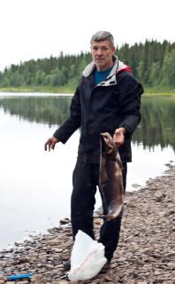 4 кг рыбы