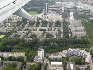 Амстердам, жилые дома