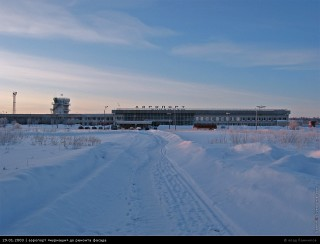 29.01.2003 | аэропорт «мурмаши» до ремонта фасада