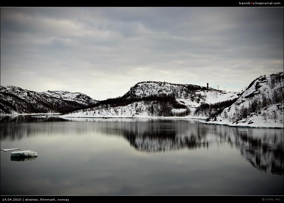 elvenes, finnmark, norway