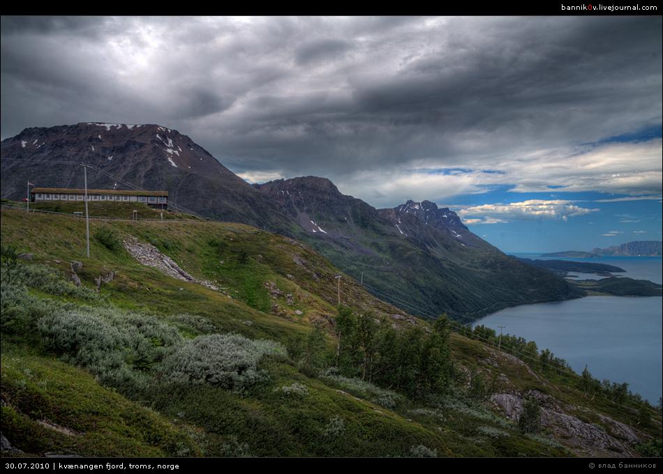 kvænangen fjord, troms, norge * part 1