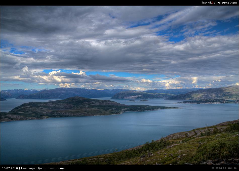 kvænangen fjord, troms, norge * part 5