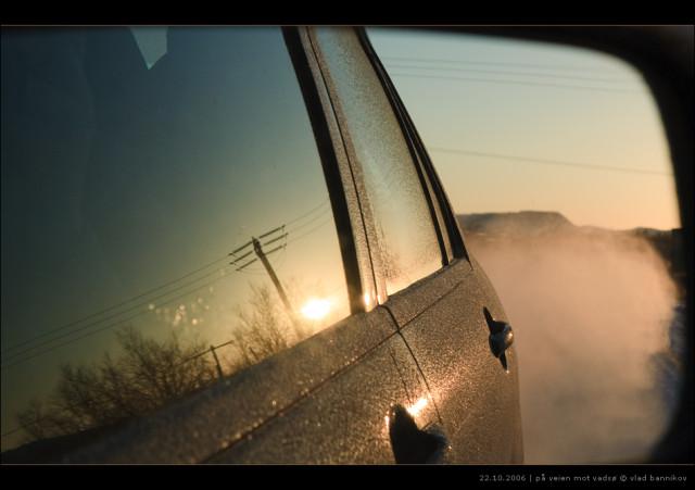 22.10.2006 | på veien mot vadsø
