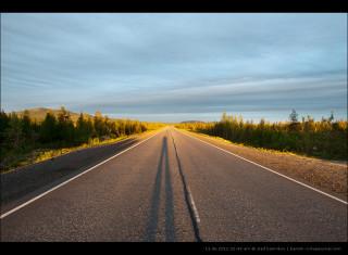 мурманск—оленегорск 02:49 утра 11.06.2011 «у солнца длинные ноги»
