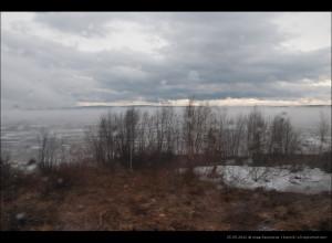 низовой туман на имандре