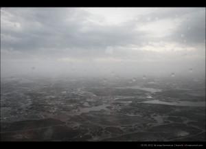 туман и льдины