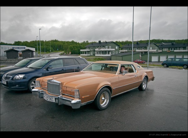 Lincoln Continental (Hesseng)