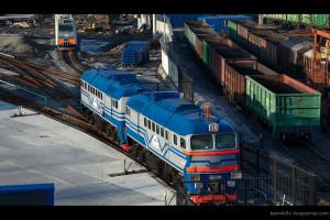 2М62-0753 на базе «Норникеля» в Мурманске