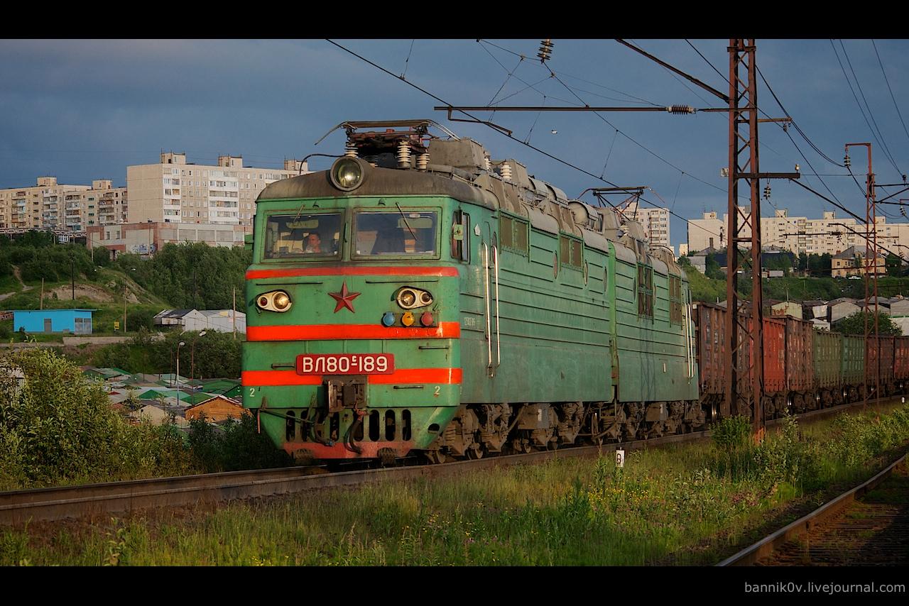 ВЛ80с-189