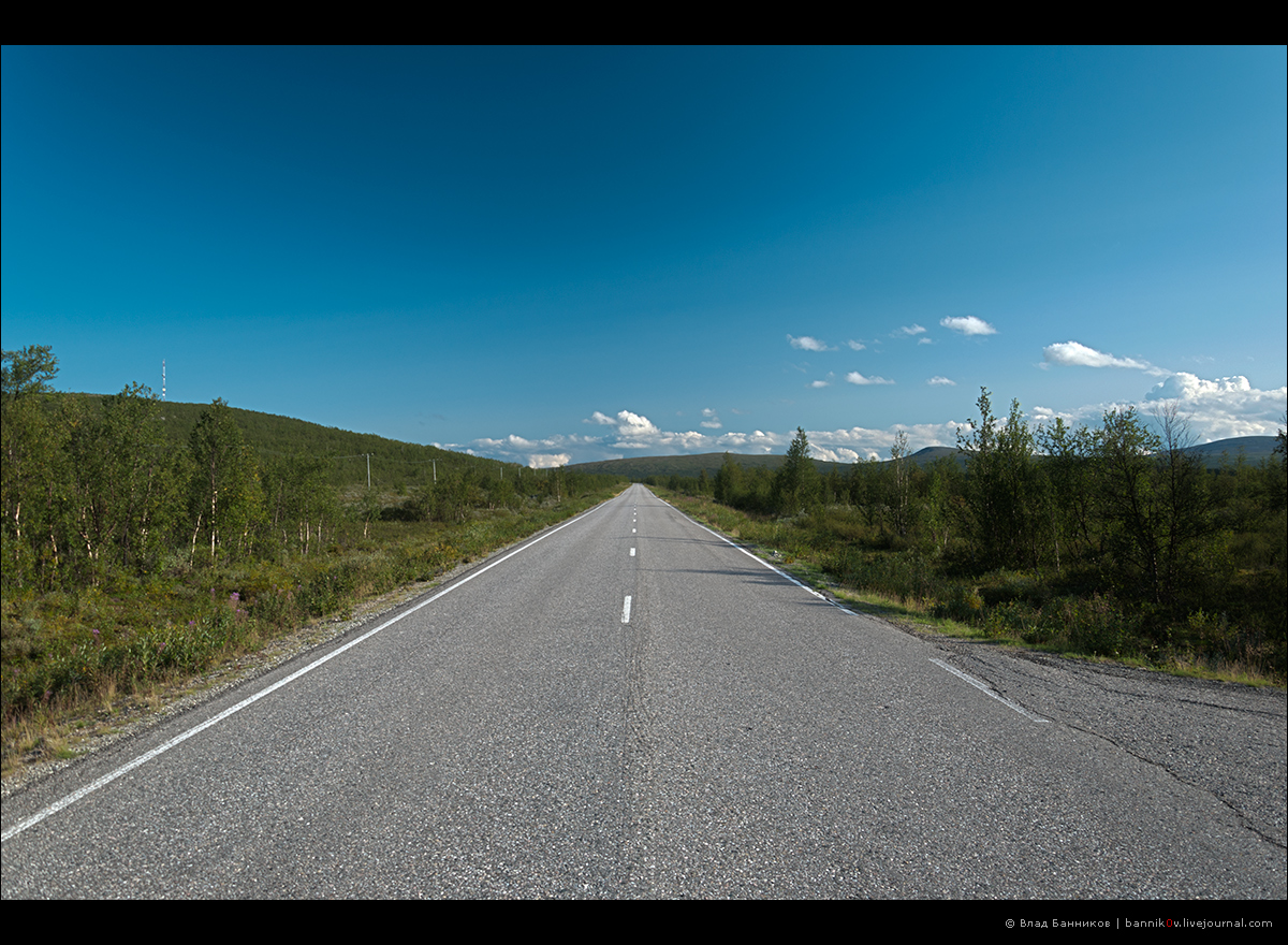 По финским дорогам