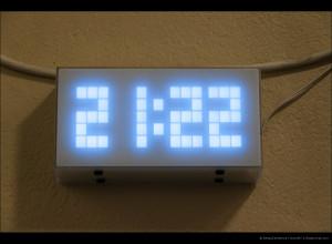 Табло часов
