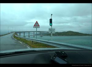 Мост на Sommarøy