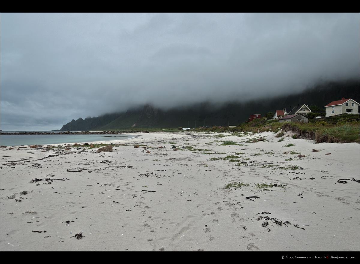 Блейк: пляж