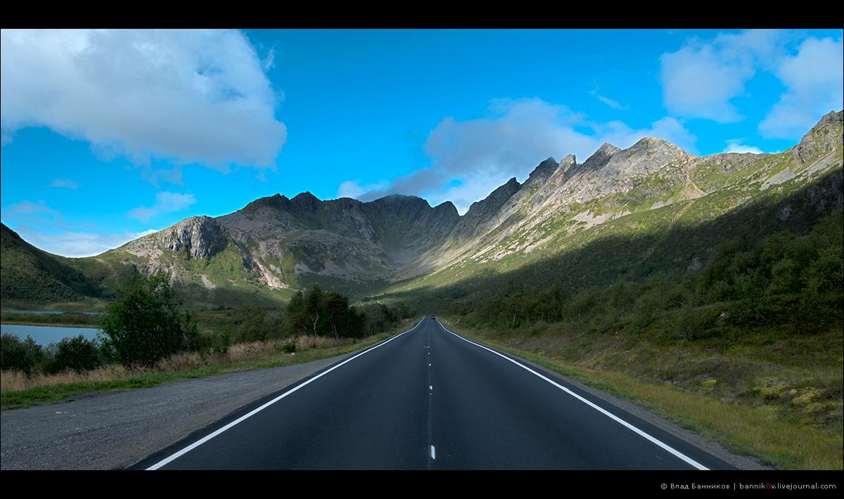 По дороге их Свольвера