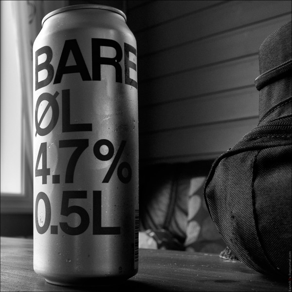 Bare Øl