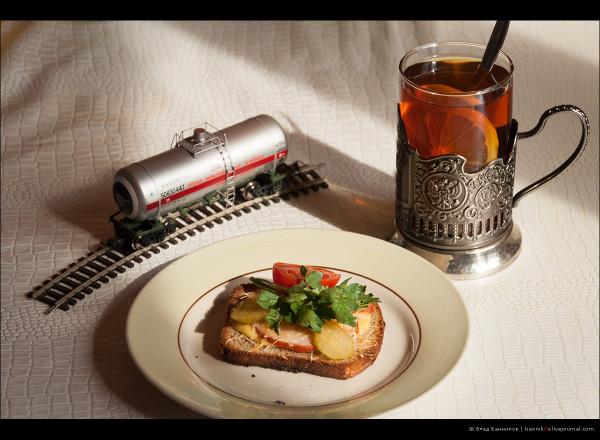 Шведская фика на русский манер с железнодорожным акцентом