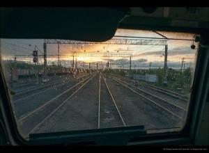 Оленегорск, 4-й путь.