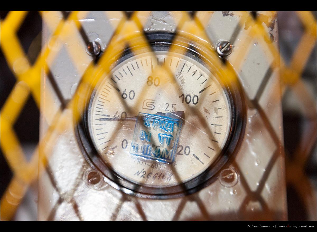 Термометр масла трансформатора