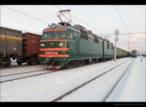 ВЛ80Т-1345 по Коле