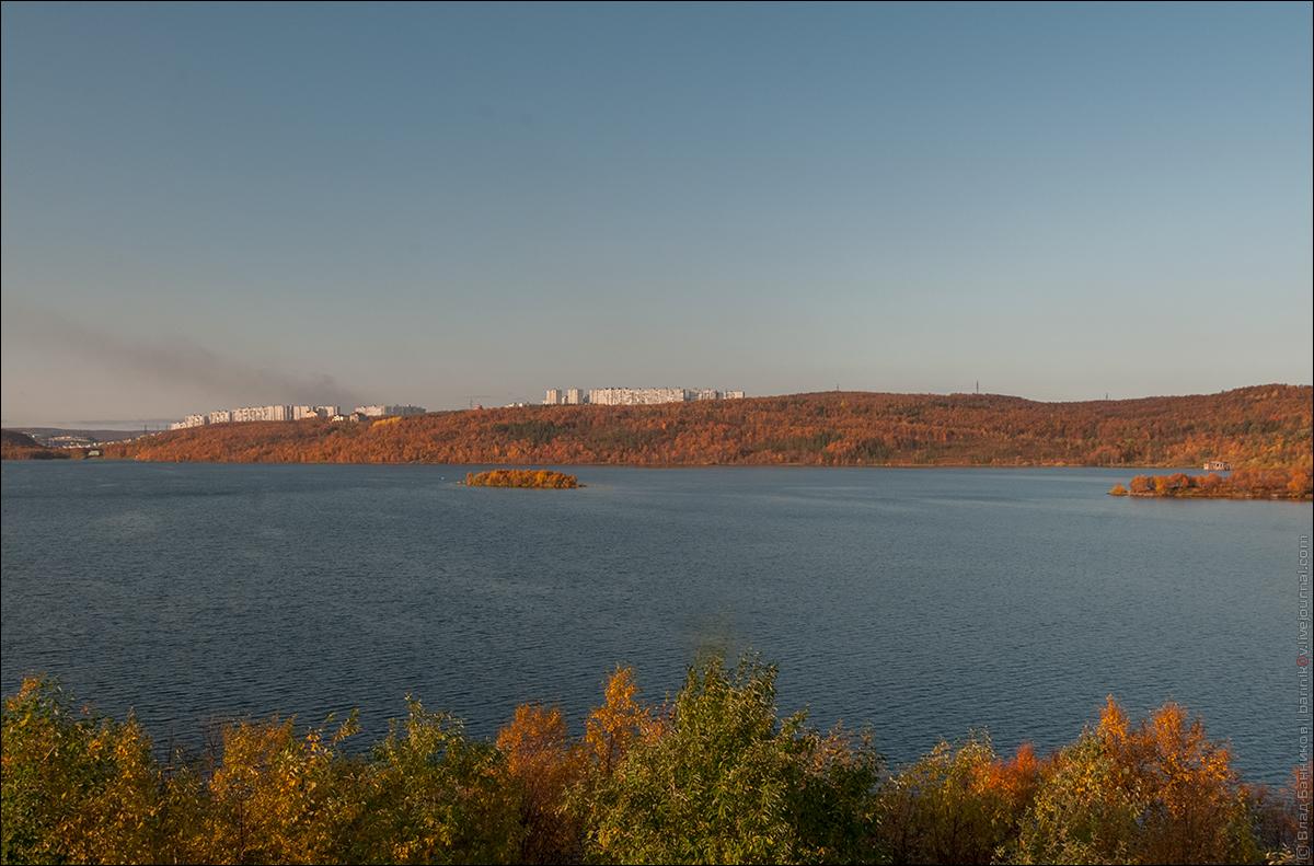 Озеро Питьевое