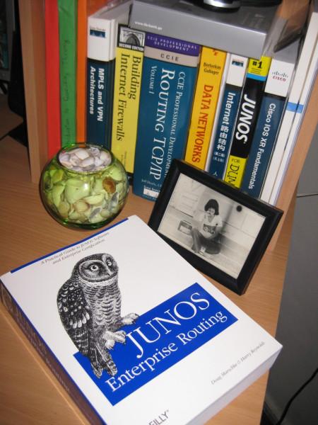 Junos book