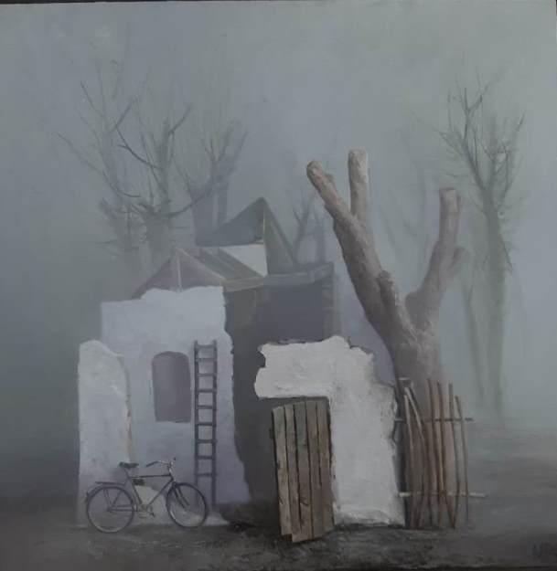 "3. ""Туман"". Таковенко В. А. Томск."