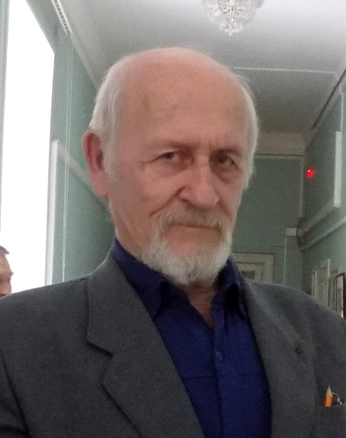 А. М. Хоменко. Фото автора статьи. 2016 г.