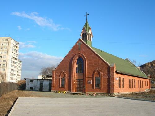 церковь Благая Весть
