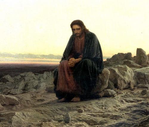 искушение в пустыне