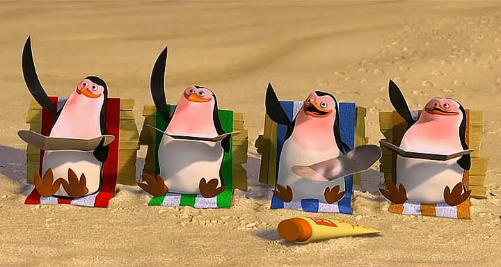 Пингвины (c) http://barabusik.livejournal.com