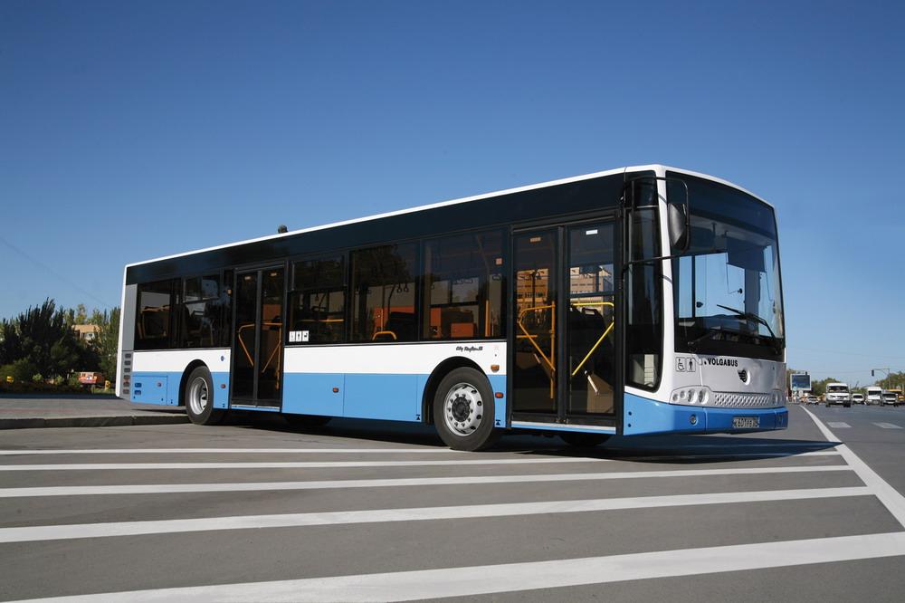 Автобус «Волжанин»