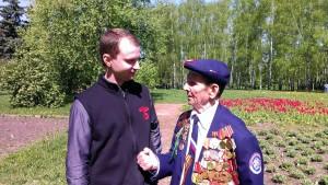 Алексей Барановский и Григорий Андреев