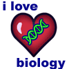 i love biology
