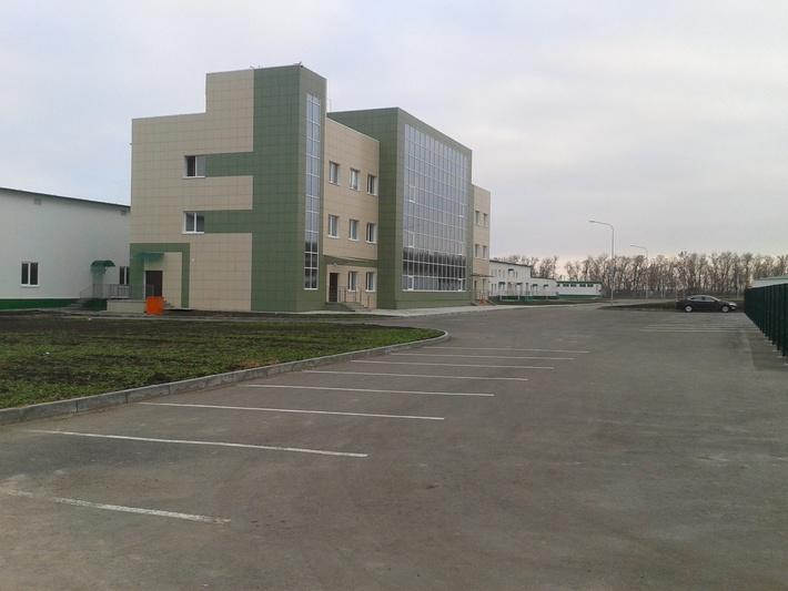 село Бесоновка мясокомбинат