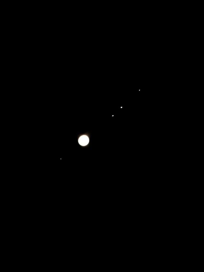 фото юпитера через телескоп качестве альтернативного
