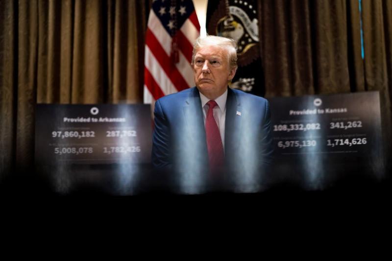 Уже более года президент Трамп заявляет, что не продлит Договор об открытом небе, если к нему не присоединится и Китай.