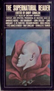 book cover supernatural