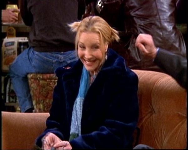 Phoebe Laughing