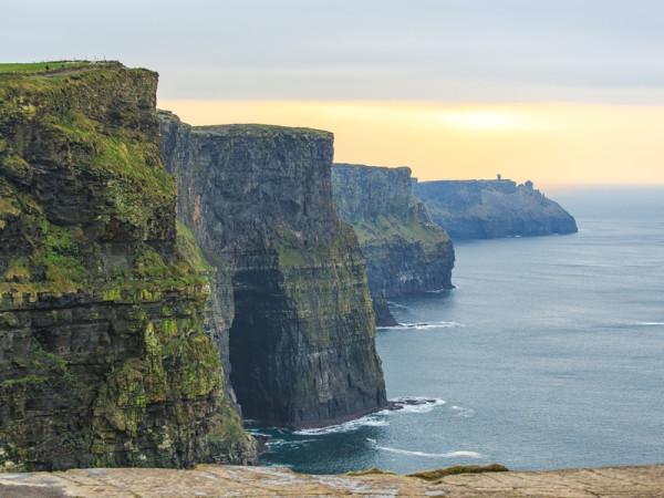 3-Скалы Мохер в Ирландии