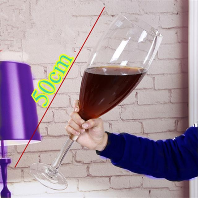 огромный бокал для пива или вина