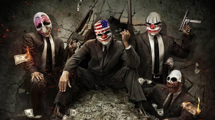 Бангстеры...