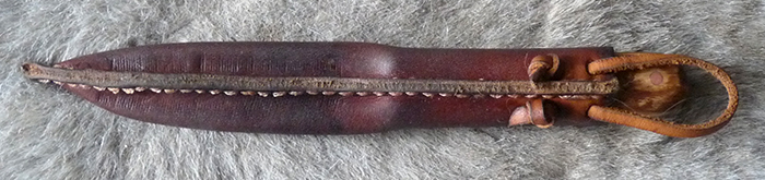 Нож из быстрореза 6
