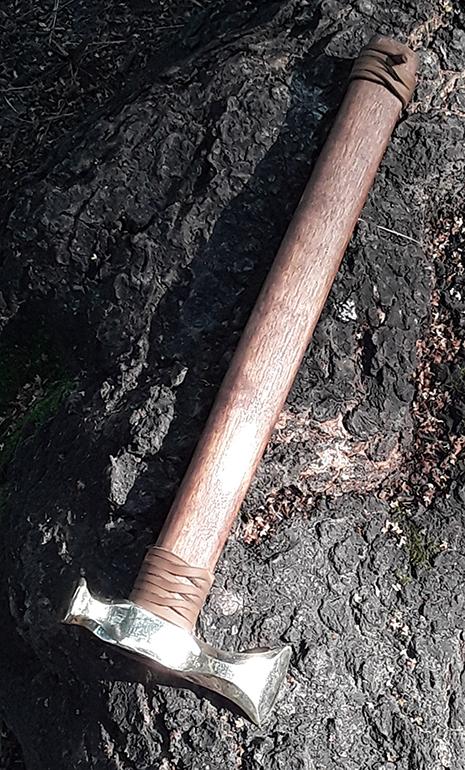 Скифский бронзовый топор